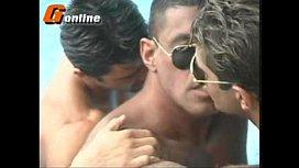 Alexandre frota gay em exibição sensual