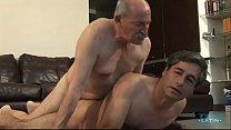 Gays velhos transando sem parar na foda caseira