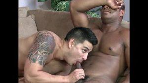 Preliminar gay com boquete guloso e sexo gostoso