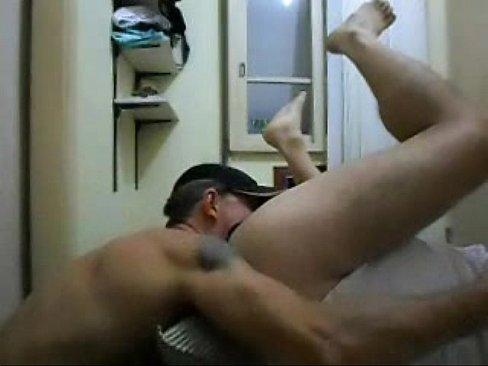 Professor gay transando com seu aluno viado